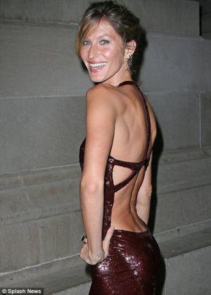 backless dress for girls gisele bundchen