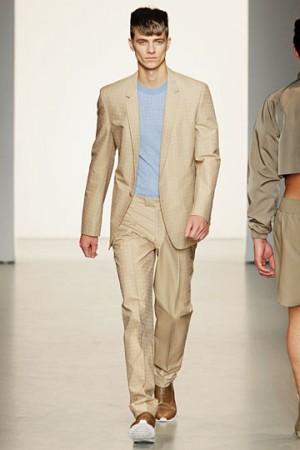 Calvin Klein Suits for Men spring summer