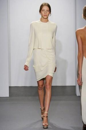 Celebrity White Dress models
