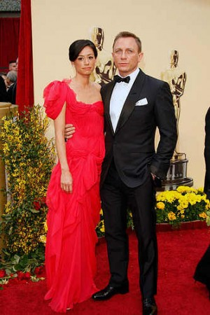 Dolce and Gabbana Tuxedo Suit For Men daniel craig