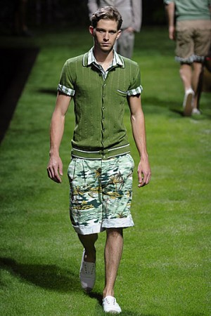 sexy mens summer shorts by dolce gabbana
