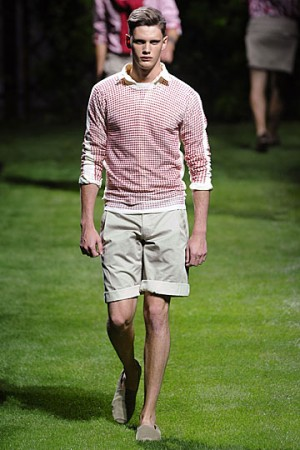 men in sexy short pants dolce