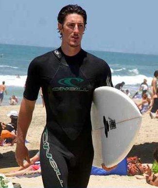 eric balfour surfing bulge