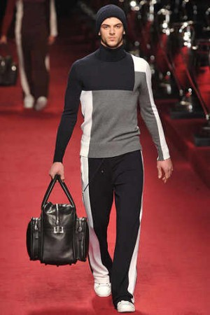 track suit for men fall winter
