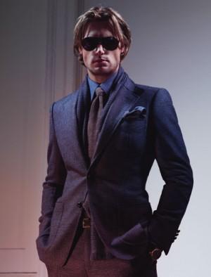 dress like a male model gabriel aubry