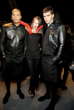 paolo roldan mens givenchy leather jackets