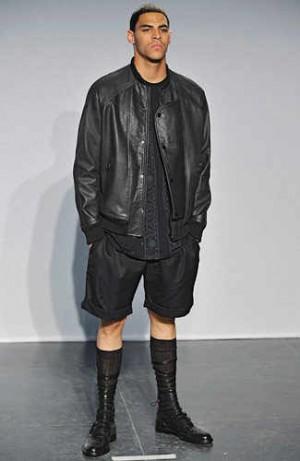 givenchy leather jacket for men - spring summer