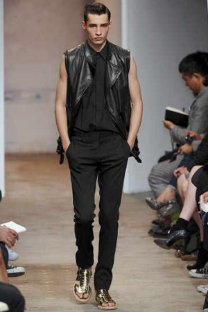 givenchy leather jacket for boys