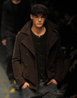 pea coats for men by dolce gabbana