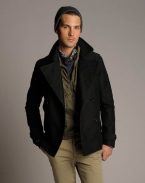 best peacoats for men unis