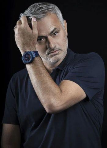 hublot brand ambassadors - jose mourinho