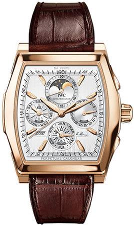 Celebrities Wearing IWC Watches