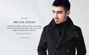 celebrity winter coats joe jonas