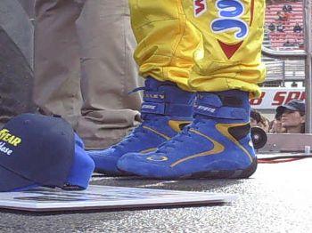 juan pablo montoya shoes