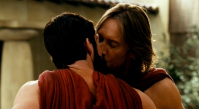 kevin sorbo gay kiss sean maguire meet the spartans