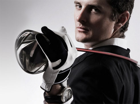 celebrities wearing maurice lacroix watch justin rose