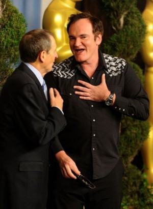 celebrities wearing big pilot iwc quentin tarantino