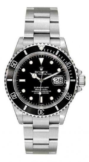 Celebrities Wearing Rolex Submariner Watch