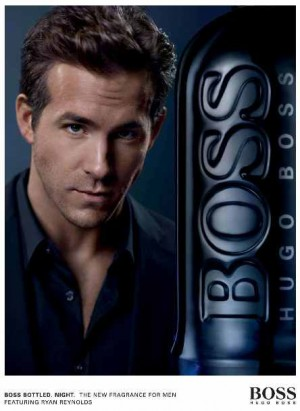 Celebrities Wearing Hugo Boss ryan reynolds