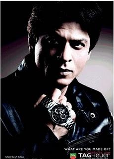 Shahrukh Khan Tag Heuer watch