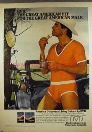 bvd Vintage Mens Underwear
