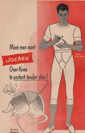 Vintage Mens Underwear jockey
