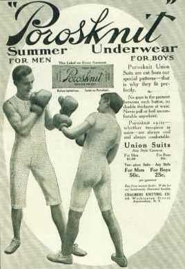 Vintage Mens Underwear prosknit