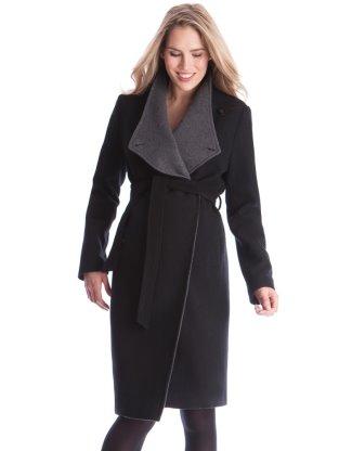 winter maternity clothes seraphine coat