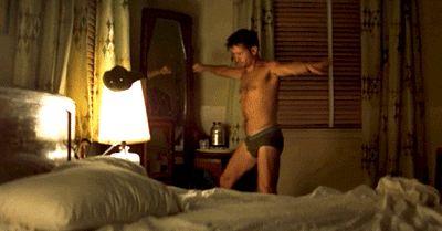young martin sheen underwear briefs - apocalypse now