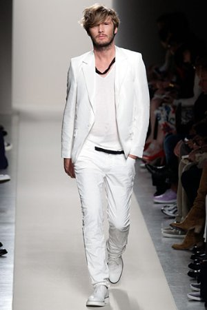 bottega veneta mens suits white suits