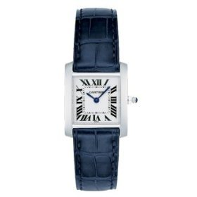 cartier tank francaise womens watch lara stone