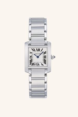 Michelle Obama watch cartier tank francaise