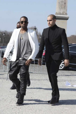 kanye west bottega veneta mens suits