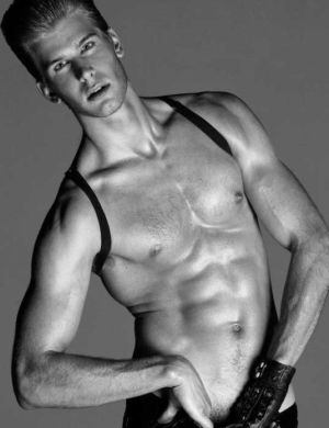 hot danish guys Christopher Blom Salomon Shirtless