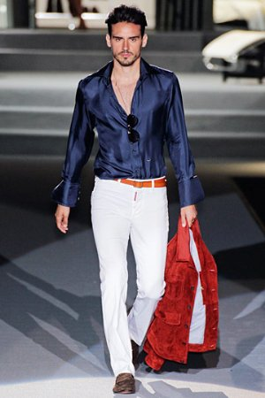 designer dress shirts by dsquared menswear