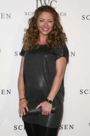 Celebrities Wearing IWC Watches Rebecca Gayheart