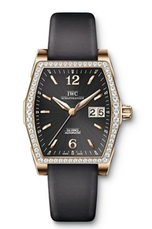Celebrities Wearing IWC Watches Da Vinci