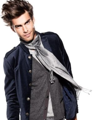 winter clothes for men by h&m store