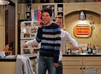 Celebrities Wearing Banana Republic Josh Radnor sweater