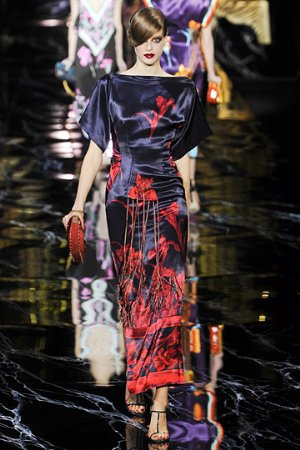 chinese dresses by louis vuitton