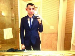 celebrities wearing prada suits nicola formichetti