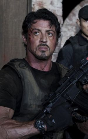 Hollywood Actors With Panerai Watches Sylvester Stallone
