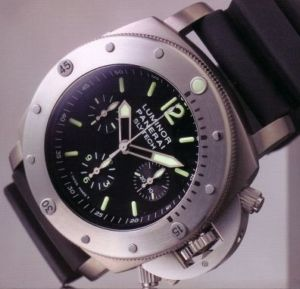 sylvester stallone watches panerai luminor submersible