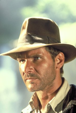 cowboy hats on indiana jones movie