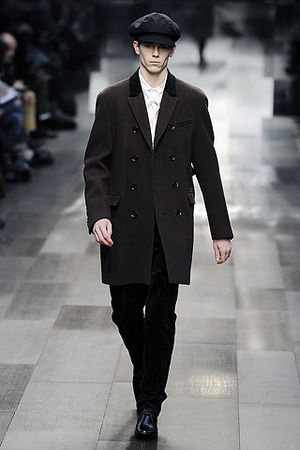 wool coats for men burberry prorsum