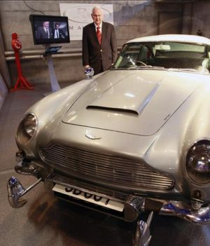 james bond aston martin db5 price