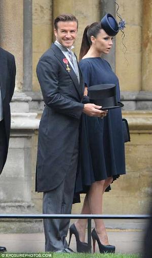 wedding tuxedo for men david beckham