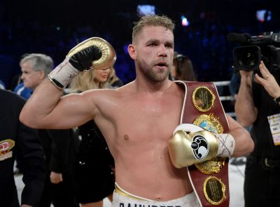 billy joe saunders - romani gypsy traveller - world boxing champion