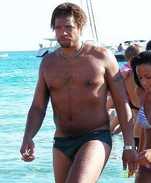 swimsuit for older men - gary rourdan
