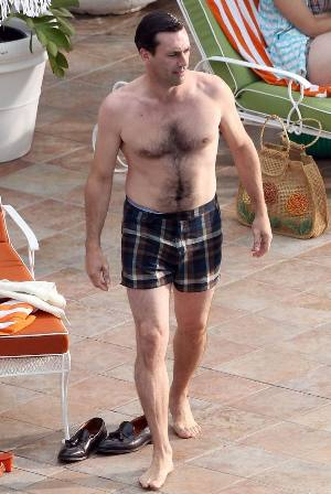 jon hamm body